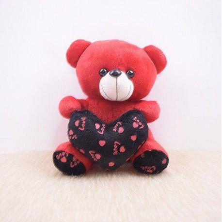 خرس پولیشی قلب به دست Love کد 4