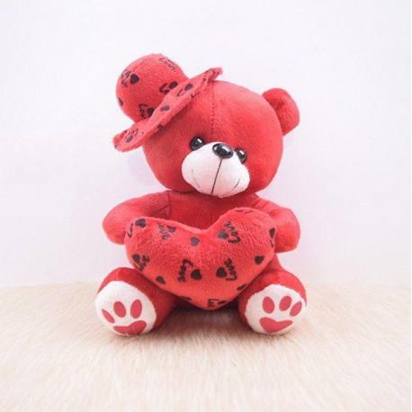 خرس پولیشی قلب به دست Love کد 5