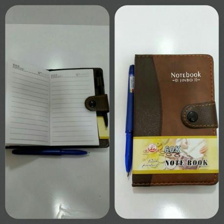 دفترچه یادداشت جاخودکار دار
