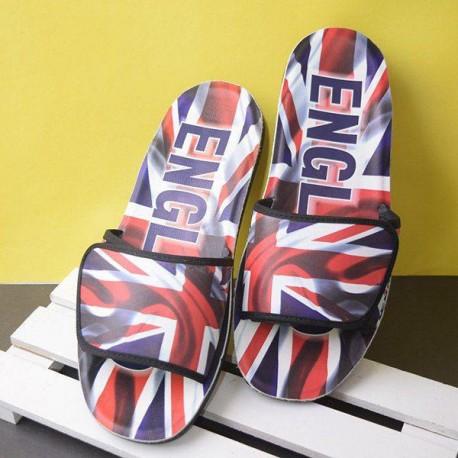 دمپایی مردانه طرح پرچم انگلیس