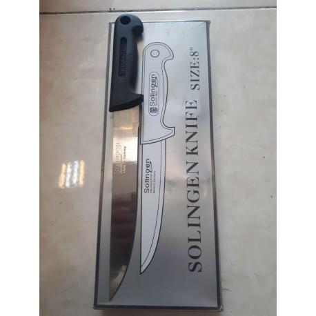 چاقوی بزرگ دسته مشکی