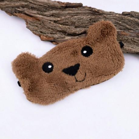 چشم بند خواب طرح خرس
