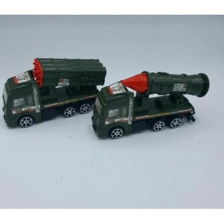 ماشین موشک انداز کوچک