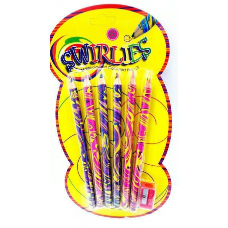 مداد 4 رنگ بسته 6 تایی
