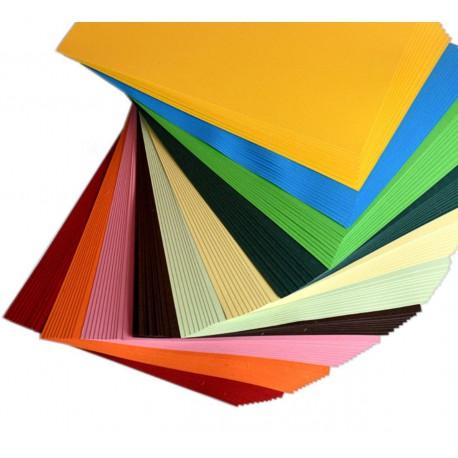 مقوای رنگی دورو 50×70