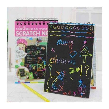 دفترچه یادداشت جادویی تخته سیاه