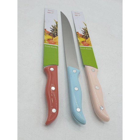 چاقو دسته پاستیلی 3 دکمه