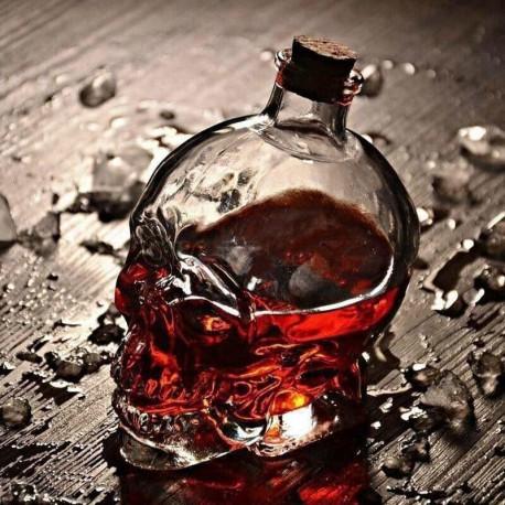 بطری اسکلت متوسط 750 سی سی