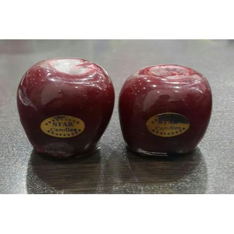 شمع سیب درجه یک