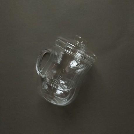 لیوان دمنوش پیرکس خارجی