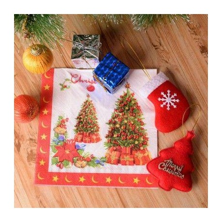آویز درخت کریسمس طرح آدمک یخی