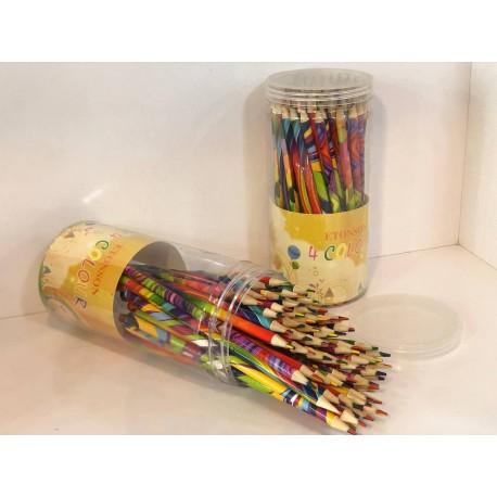 مداد 4 رنگ