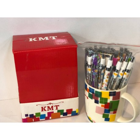 اتود KMT شامل 3 شماره