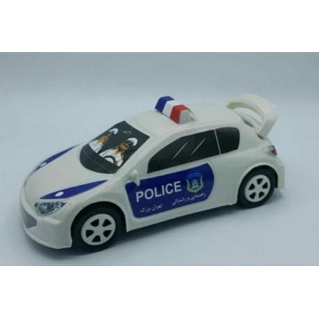 ماشین پلیس 206