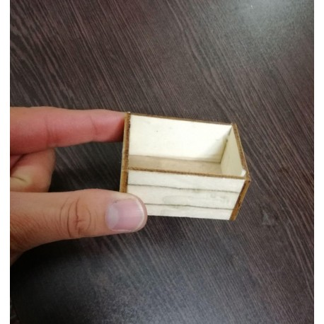 جعبه چوبی تنقلات یلدا